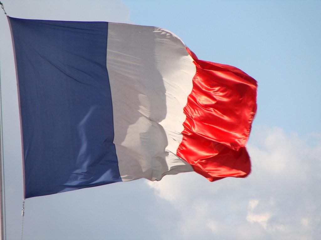 Drapeau Francais Tricolore Bleu Blanc Rouge Flickr