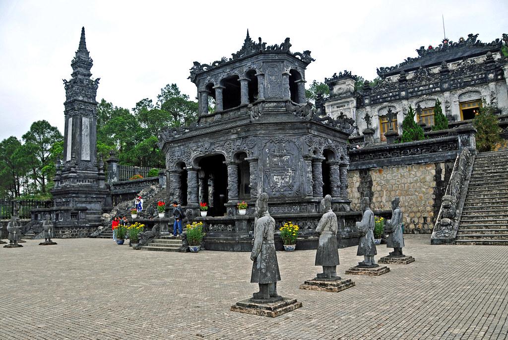 Shore Excursion Da Nang city