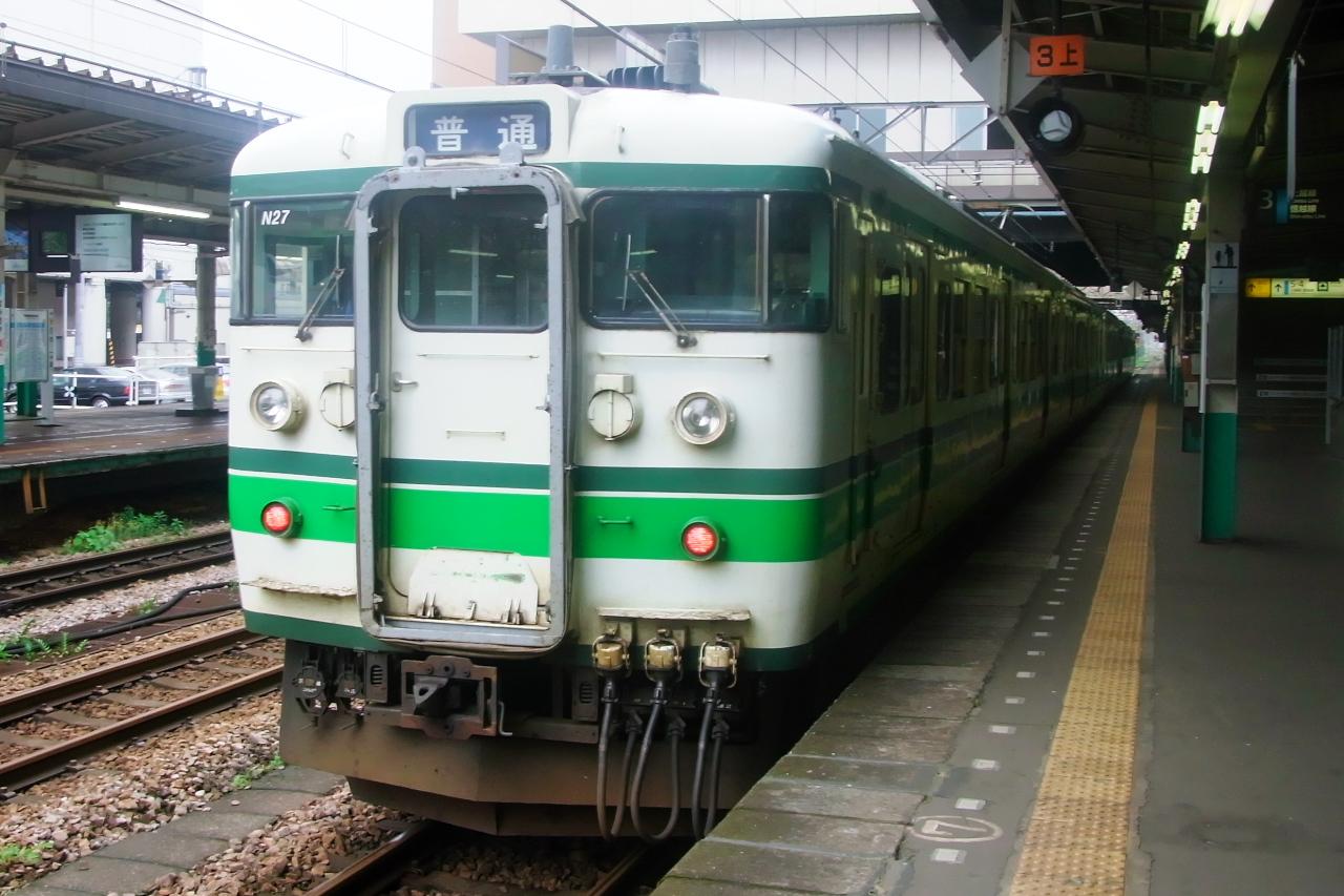 JR east type 115 / JR東日本 115系