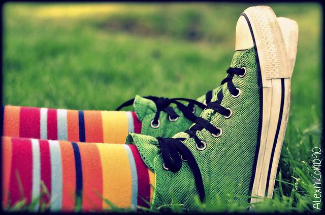 Verdes pies