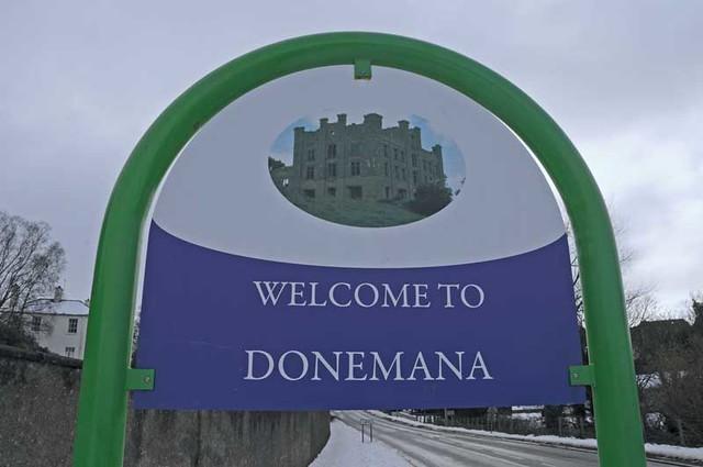 Welcome to Donemana, Co Tyrone