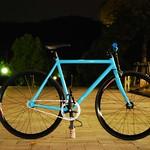 Kyoto Fixed Bike @International house
