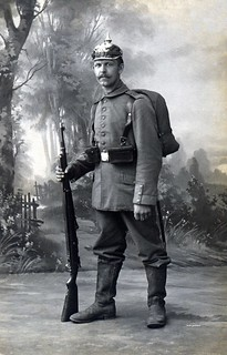 Prussian infantryman from the 93rd Reserve Infanterie Regiment   by ✠ drakegoodman ✠