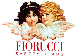 the Fiorucci angels and drive by kisses... | by SWANclothing