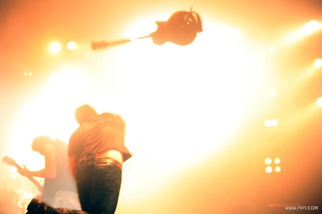 Nine Inch Nails Live @ The Pearl - Las Vegas, NV, 5.18.09