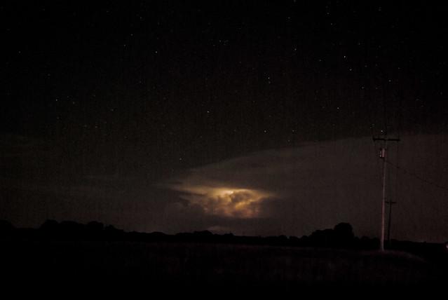 Lightening Storm, Overton Co, TN