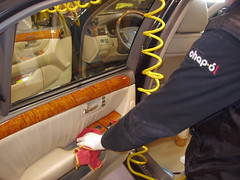 Limpieza Integral. Lexus LS