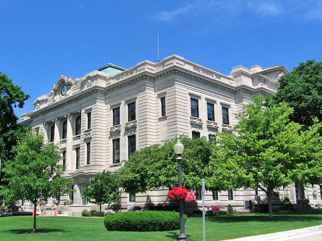 Strange Dekalb County Courthouse Auburn Indiana Paul Mcclure Download Free Architecture Designs Scobabritishbridgeorg