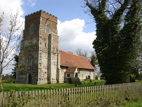 Little Bromley Church