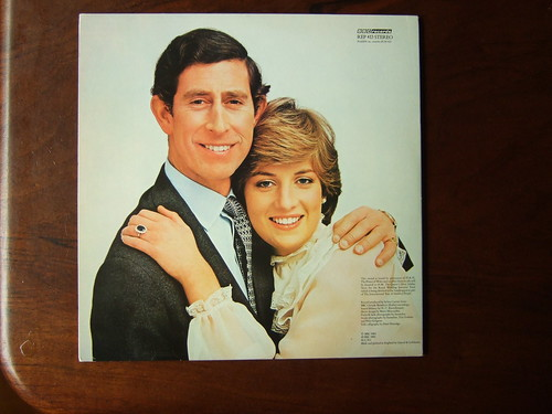Backside The Royal Wedding - HRH Prince Of Wales Prince Charles & Lady Diana Spencer - BBC Recording from St.Paul's Cathedral on 29th of July 1981 | by Piano Piano!