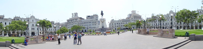 Plaza Aramas