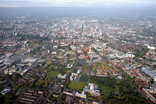 Manchester from the Sky | by dnisbet