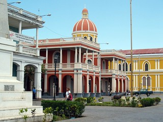 Town sqaure Granada Nicaragua | by wirralwater