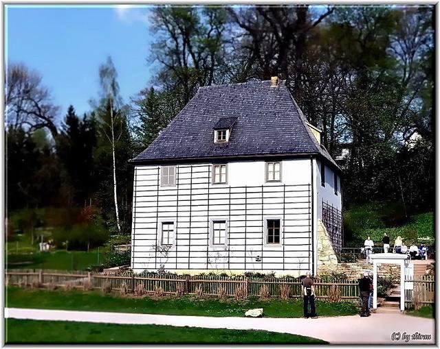 Goethes Gartenhaus / Weimar