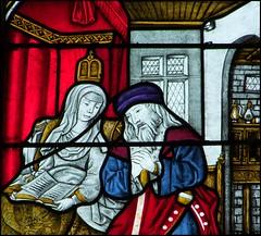 St Anne and St Joachim