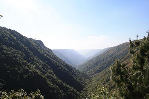 india valley cherrapunji meghalaya