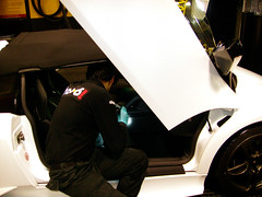 Lamborghini Murciélago LP640. Lavado a mano