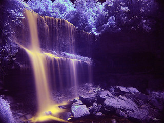 golden waterfall | by paul bica
