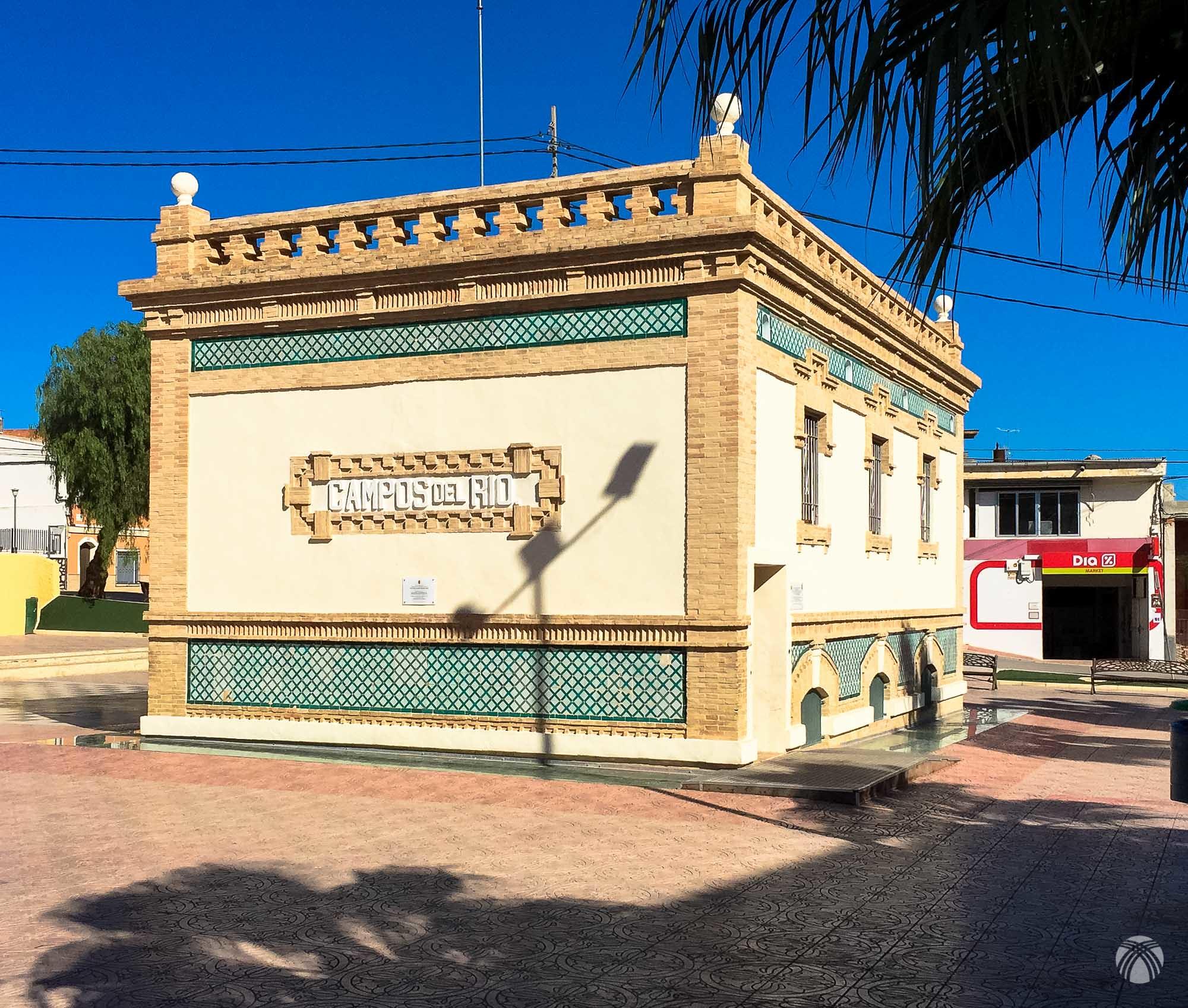 Estación de Campos del Río