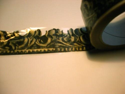 frame tape | by geier