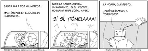 Tira Ecol - GPS