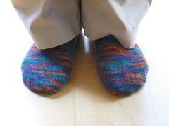 Los calcetines en paralelo 2