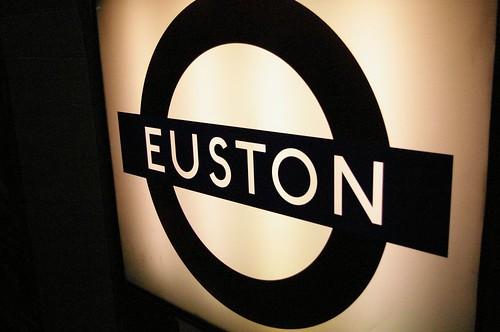 Euston Roundel