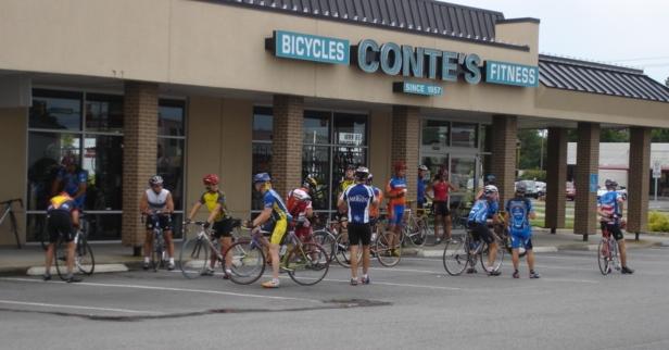 CONTE'S 8:30 Ride