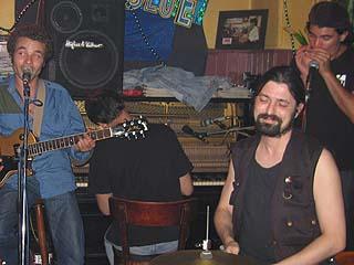 Marcos Coll und Adrian Costa