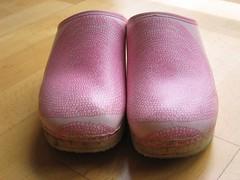 My Marimekko clogs