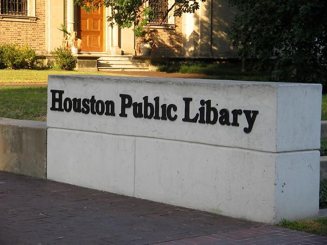 Houston Public Libary