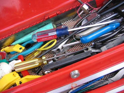 tools | by gordonr