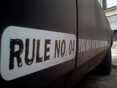 rule no.04 | by Materials Aart