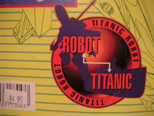 Titanic-Bot!