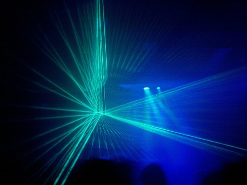 Laser lights | by fabbio