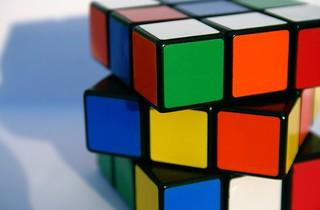Rubik | by Toni Blay