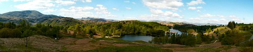 Tarn Hows Panorama | by Ennor