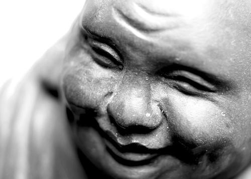 buddha face | by e-magic