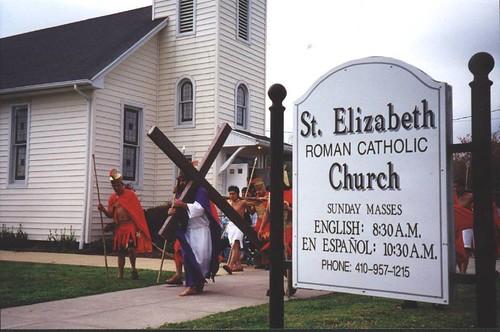 church topv111 geotagged interestingness catholic maryland somerset explore goodfriday delmarva viacrucis