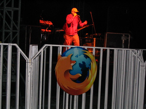 Firefox Music Summit | by Huasonic