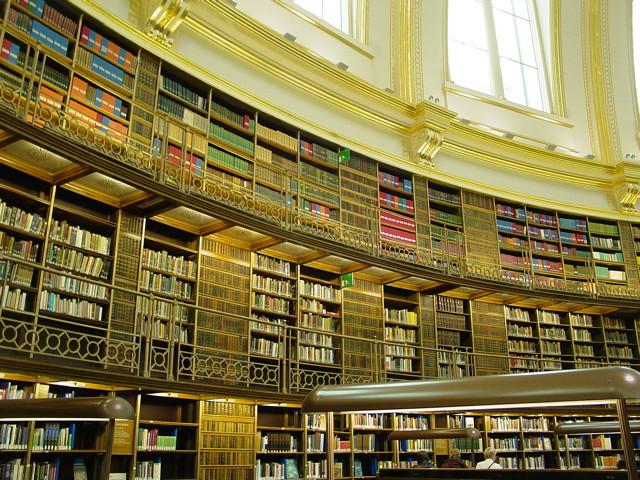 British Museum Library