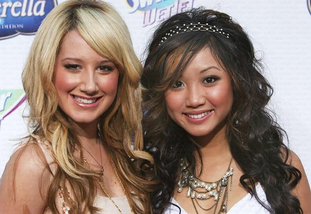 Ashley Tisdale Brenda Song I Like This Two Girls I Flickr