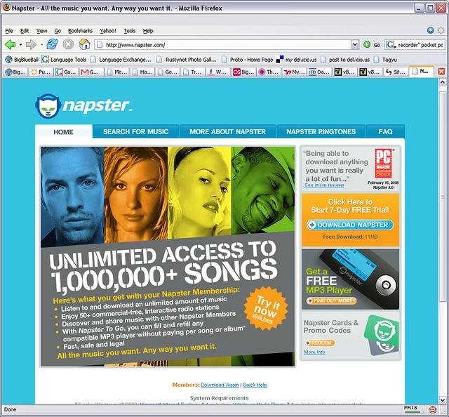 Napster.com