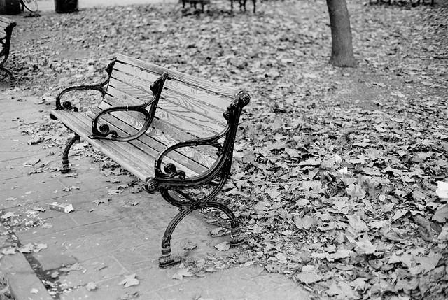 Park Bench 02