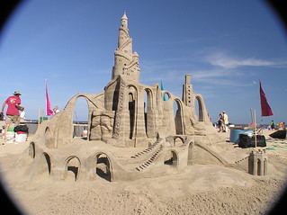 North American Sand Sculpting Championships, 04 | by amazin walter
