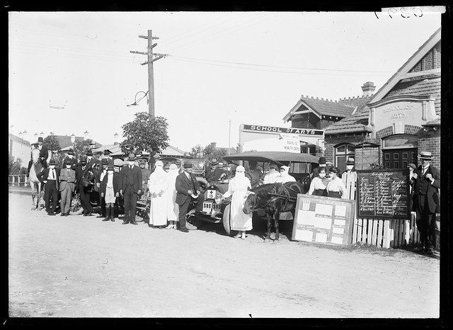Kensington Depot - Influenza Epidemic (1918-1919)