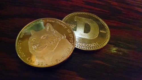 One Dogecoin | by Aranami