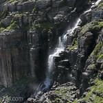 Lunch Creek Waterfall
