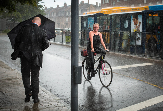 Heavy rain in Copenhagen4
