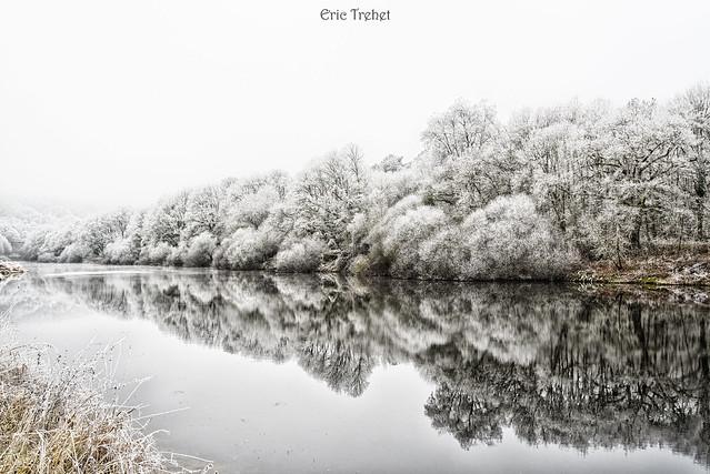 Une riviere en Hiver II